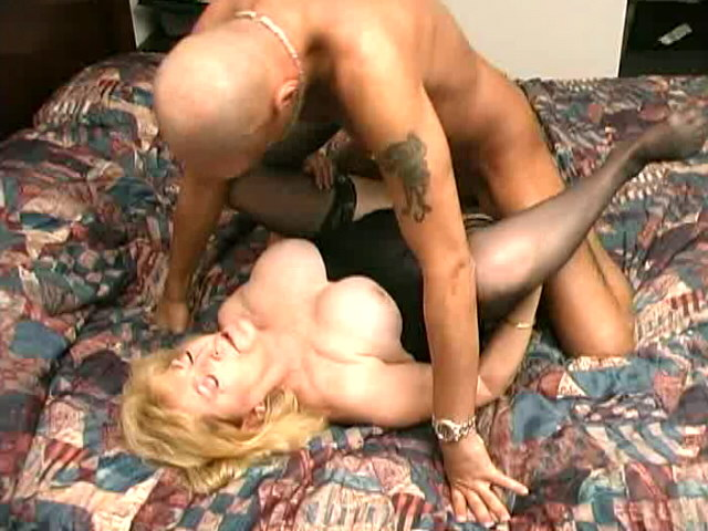 Stockinged Grannie Kitten Fox Will Get Fur Covered Honeypot Bashed By Way Of A Junior Guy