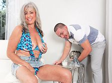 Highly Youthful Prick For Silva Foxx