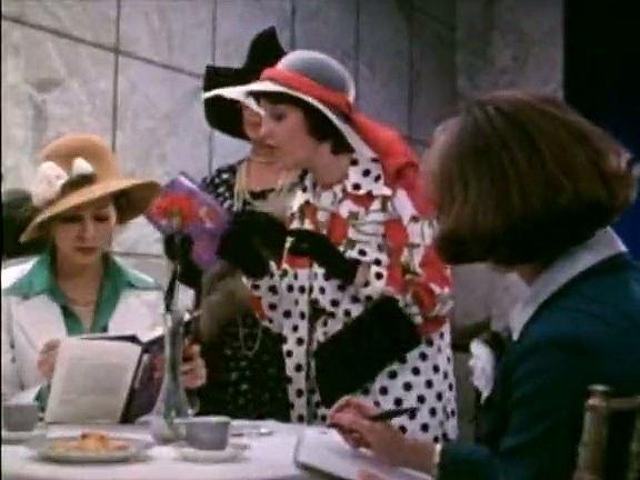 Annette Haven, C.j. Laing, Constance Cash In Antique Poke Clamp